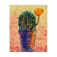 Radiant Cactus Alpha