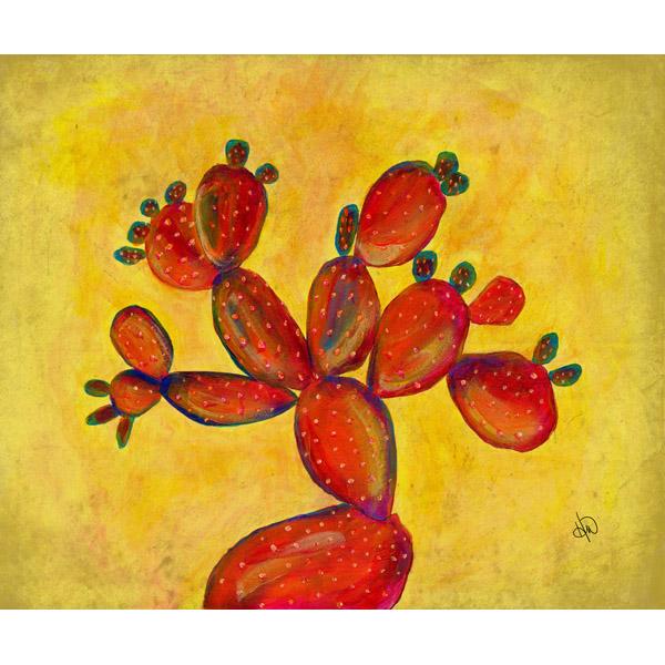 Prickly Pear Cactus Alpha