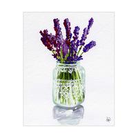 Jelly Jar Bouquet