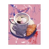 Cafe on Pink