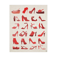 Red Shoes Collection