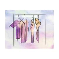 Lavender Hangers