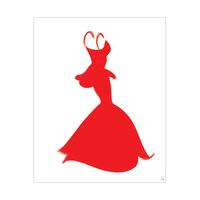 Dressy Crimson