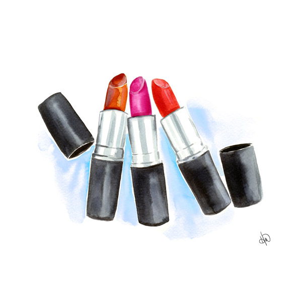 Lipstick Collection Alpha