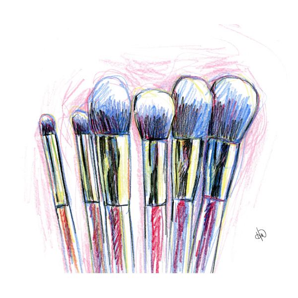 Beauty Brushes Alpha