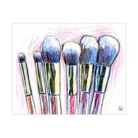 Beauty Brushes Alpha