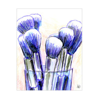 Brush Collection Alpha