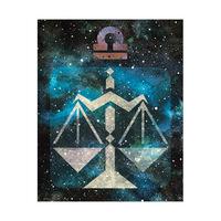 Libra Cerulean Nebula