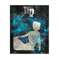 Virgo Cerulean Nebula