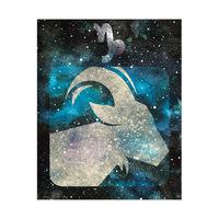 Capricorn Cerulean Nebula