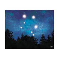 Libra Forest Blue
