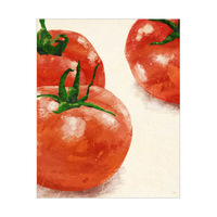 Painted Tomatoes