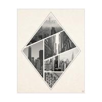 Gray NYC Diamond City
