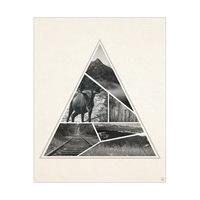 Moose Pyramid - Black