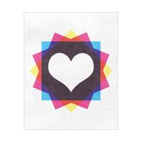 CYMK (Square) - heart