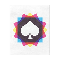 CYMK (Square) - spades