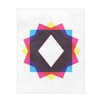 CYMK (Square) - diamond