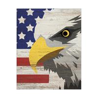 Freedom Eagle and Flag