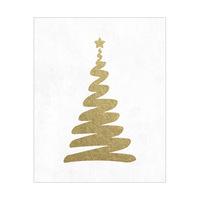 Christmas Twirl Gold