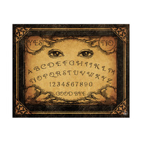 Ouija Board Brown