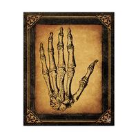 Boney Hand Alpha