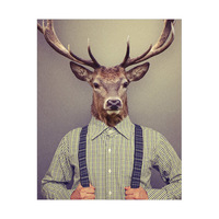 Realistic Hipster Buck