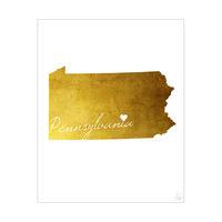 Golden Pennsylvania