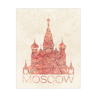 Moscow: Saint Basil's Cathedral