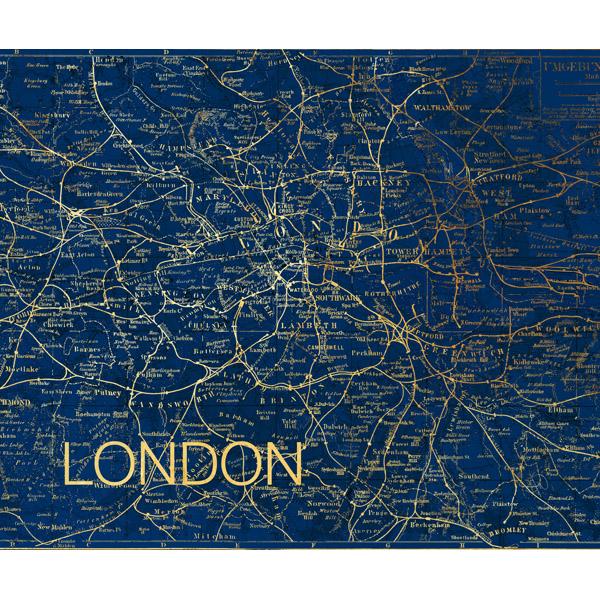 City of London - Midnight