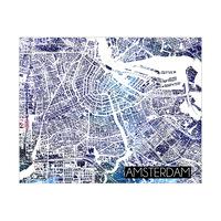 City of Amsterdam - Midnight
