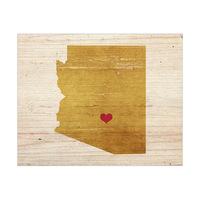 Heart Mesa- Wood