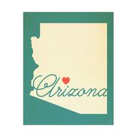 Arizona Heart Aqua