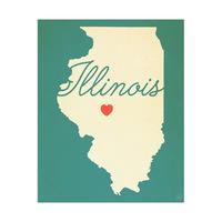 Illinois Heart Aqua