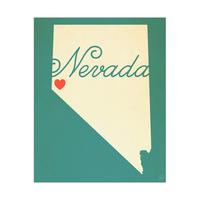 Nevada Heart Aqua
