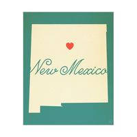 New Mexico Heart Aqua