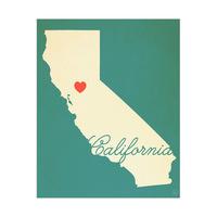 California Heart Aqua