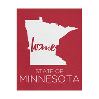 State of Minnesota Red