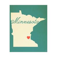 Minnesota Heart Aaqua