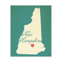 New Hampshire Aqua