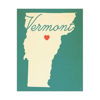 Vermont Heart Aqua