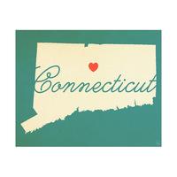 Connecticut Heart Aqua