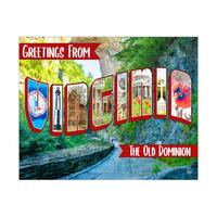 Virginia Postcard