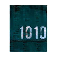 Industrial 1010 - Teal