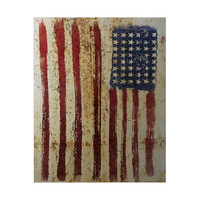 Distressed Flag