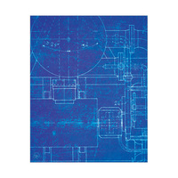 Industrial Blueprint