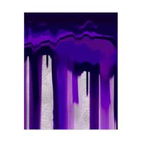 Trickle Dry - Violet
