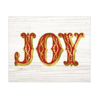 Classic Joy - Golden Red