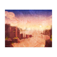 Mesa Landscape Dusk