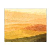 Rolling Yellow Hills