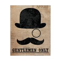 Gentlemen Only Brown